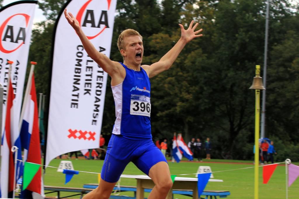Wie is: Lars van Hoeven