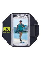 Nathan hardloop accessoires Nathan Universele telefoon armband, zwart