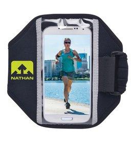 Nathan hardloop accessoires Nathan Super 5k mobiele telefoon armband