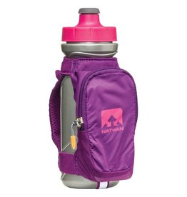 Nathan hardloop accessoires Bidon Quickdraw Plus Imperial Purple