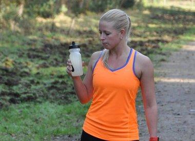 Sportvoeding & sportdrank