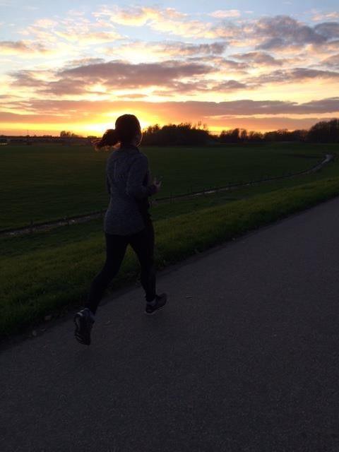 Hardlopen en ik