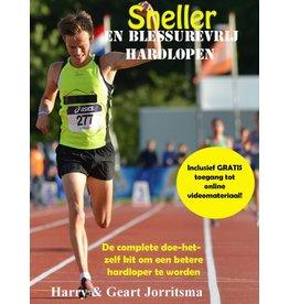 Geart Jorritsma Sneller en blessurevrij hardlopen