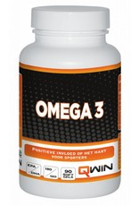 Qwin sportdrank en sportvoeding Qwin Omega 3 - Visolie
