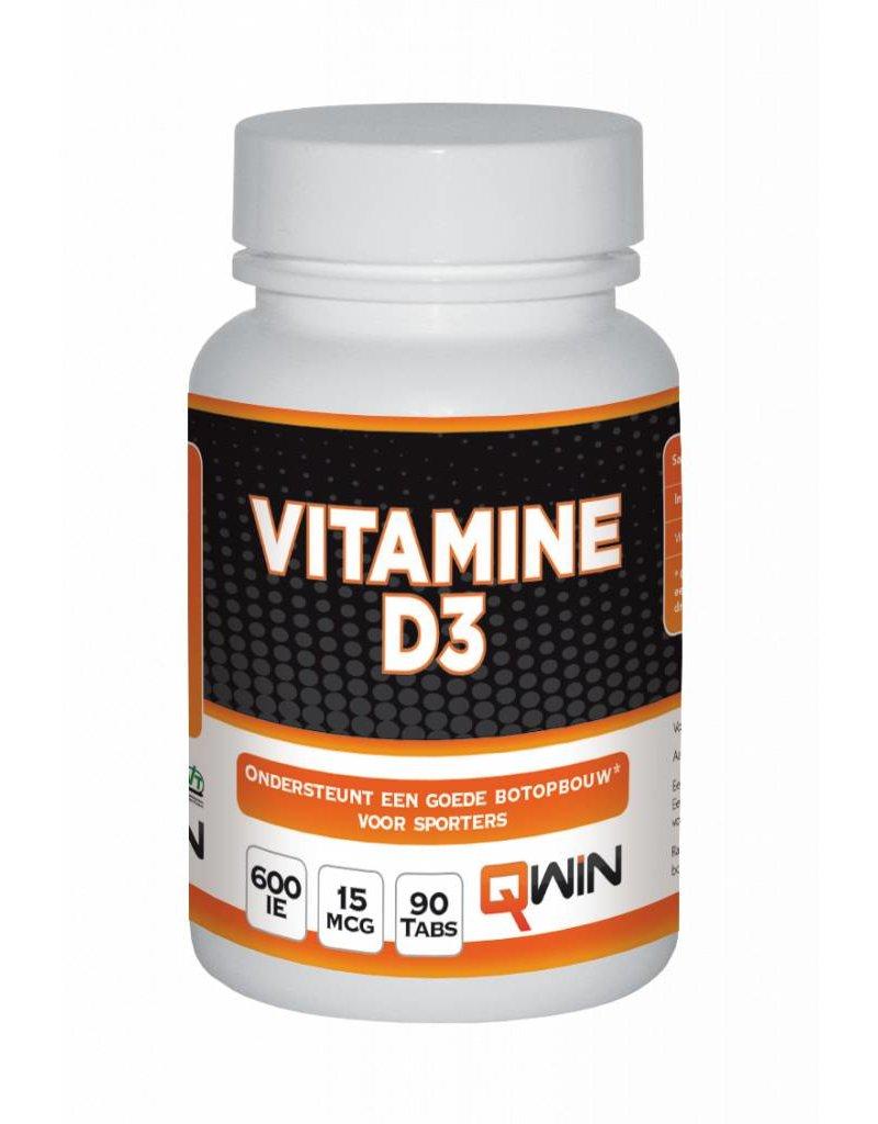 Qwin sportdrank en sportvoeding Qwin Vitamine D3