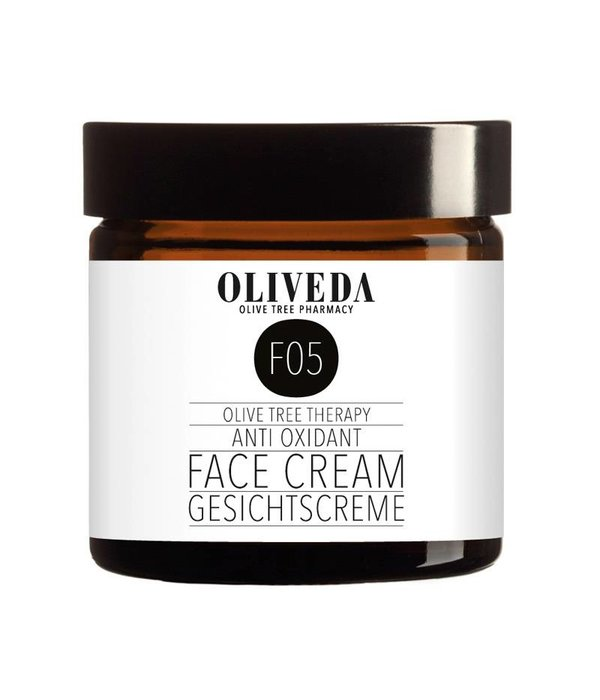 F05 Anti Oxidant Face Cream 50ml
