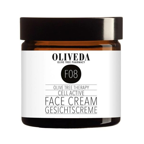F08 Cell Active Face Cream 50ml