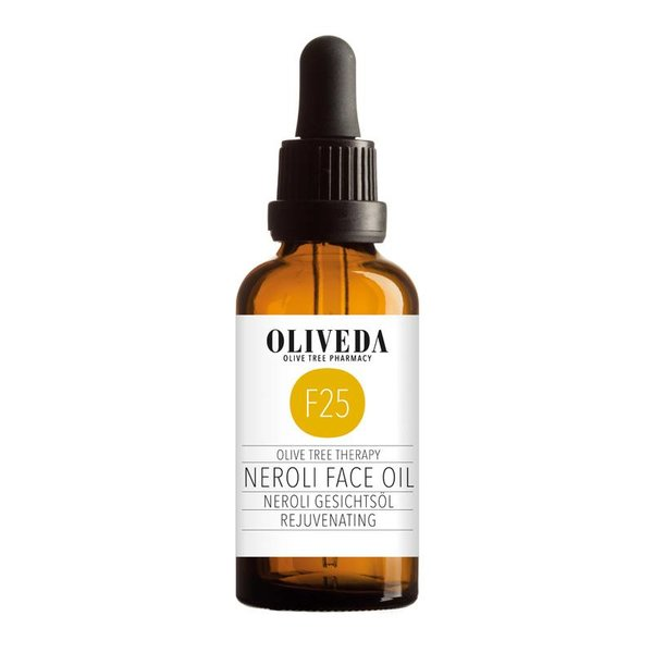 F25 Neroli Face Oil Rejuvenating 50ml
