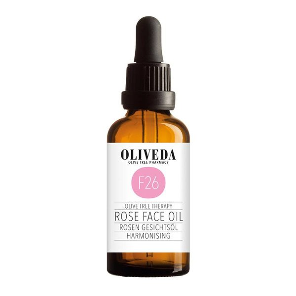 F26 Rose Face Oil Harmonizing 50ml