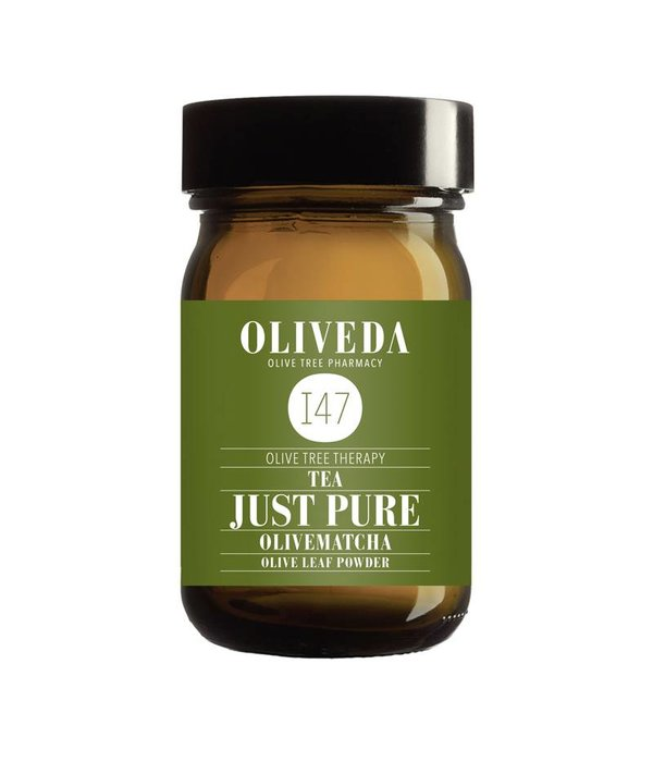 I47 OliveMatcha Just Pure 30gr