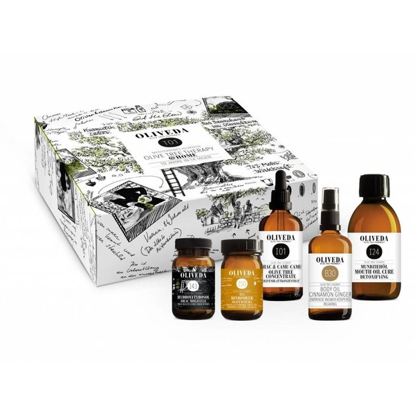 T01 Olive Tree Therapy@home set