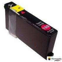 Inktcartridge voor de Lexmark nr.100 XL magenta (huismerk)