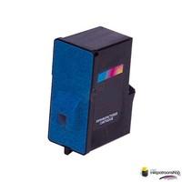 Huismerk inktpatroonshop inktcartridge voor de Lexmark nr.33 kleur (huismerk)