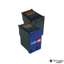 Inktcartridge HP nr.56 + 57 set (huismerk)