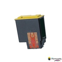 Huismerk inktpatroonshop Inktcartridge Olivetti FJ 31 (B0336 F) zwart (huismerk)