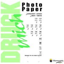 2 pakken Glanzend fotopapier dubbelzijdig 155g /A3