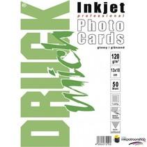 Druckmich glanzend fotopapier, 13x18 cm, 120 gram,