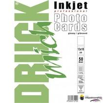 Druckmich glanzend fotopapier, 13x18 cm, 210 gram,