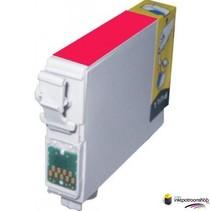 Inktcartridge Epson T-1813 (18XL) magenta (huismerk)