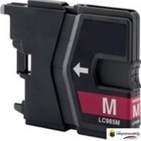 Huismerk inktpatroonshop Inktcartridge Brother LC-985M magenta (huismerk)