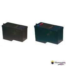 Inktcartridges Lexmark nr.23 en nr.24 set (huismerk)