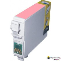 Inktcartridge Epson T-806 photo magenta (huismerk)