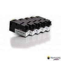 Huismerk inktpatroonshop nktcartridges Lexmark nr.210 XL set (huismerk)