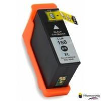 Huismerk inktpatroonshop inktcartridge voor de Lexmark nr.150 XL zwart (huismerk)