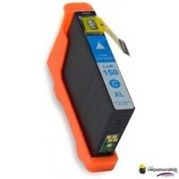 inktcartridge voor de Lexmark nr.150 XL cyan (huismerk)