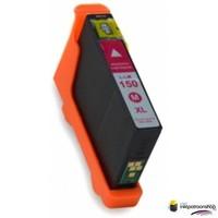 Huismerk inktpatroonshop inktcartridge voor de Lexmark nr.150 XL magenta (huismerk)