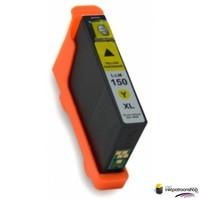Huismerk inktpatroonshop inktcartridge voor de Lexmark nr.150 XL yellow (huismerk)