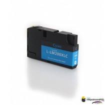 inktcartridge voor de Lexmark nr.210 XL  cyan (huismerk)