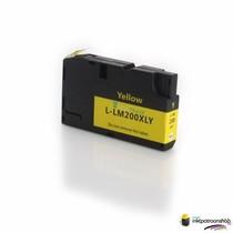 inktcartridge voor de Lexmark nr.210 XL yellow (huismerk)