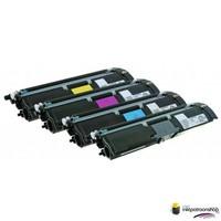 Huismerk inktpatroonshop Toner Brother Voordeel set TN-135  1 x zwart + 3 x kleur (huismerk)