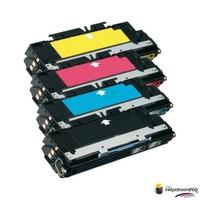 Huismerk inktpatroonshop Toner Samsung Voordeelset CLT-C406S 1x zwart + 3x kleur(huismerk)