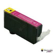 Inktcartridge Canon CLI-551m magenta XL (huismerk) met chip