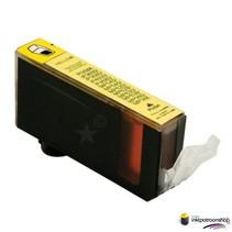 Inktcartridge Canon CLI-551y yellow XL (huismerk) met chip