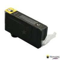 Huismerk inktpatroonshop Inktcartridge Canon CLI-551bk zwart XL (huismerk) met chip