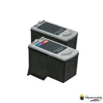 Inktcartridges Canon PG-545 / CL-546XL set (huismerk)