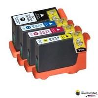 Inktcartridges Dell 31 set (huismerk)