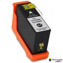Inktcartridge Dell 31 zwart (huismerk)