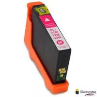 Inktcartridge Dell 31 magenta (huismerk)