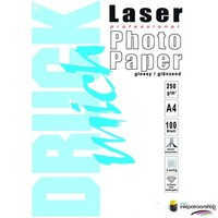 Druckmich Laser fotopapier A4 250 gram,dubbelzijdig
