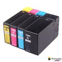 Huismerk inktpatroonshop Inktcartridge Canon PGI-1500XL set (huismerk)