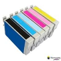 Huismerk inktpatroonshop Inktcartridges Epson T-791+ T-796 set (huismerk)