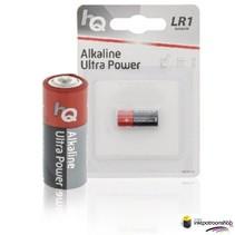 Batterij Alkaline LR1- blister 1 stuk (HQ)