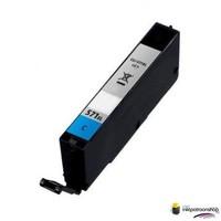 Huismerk inktpatroonshop inktcartridge voor de Canon CLI-571C XL cyan (huismerk)