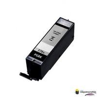 Huismerk inktpatroonshop inktcartridge voor de Canon PGI-570BK XL zwart (huismerk)