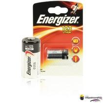 Batterij EL123 lithium foto batterij 1-blister (Energizer)