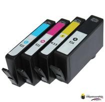 Inktcartridges HP 934 / 935 set XL (huismerk)